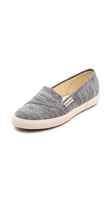 Superga Cotu Slip On Sneakers