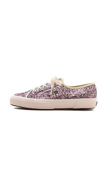 Superga Glitter Sneakers