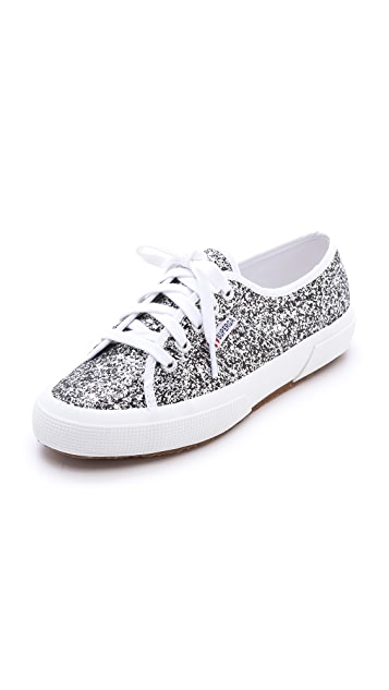 Superga Glitter Sneakers