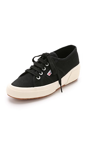 Superga 2904 Cotu Wedge Sneakers