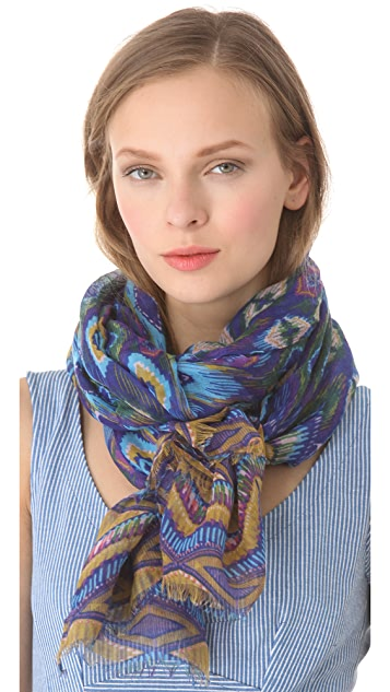 Spun Scarves by Subtle Luxury Electric Scarf