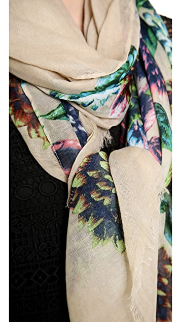 Spun Scarves by Subtle Luxury Spring Fling Scarf