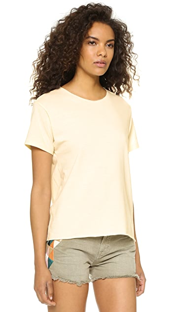 Sandrine Rose The Raw Edge Tee