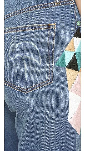 Sandrine Rose The Wide Leg Jeans