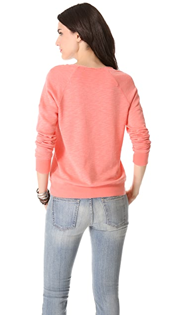 Stateside French Terry Pullover