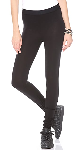 Stateside Micro French Terry Leggings