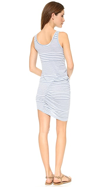 Stateside Auto Stripe Dress