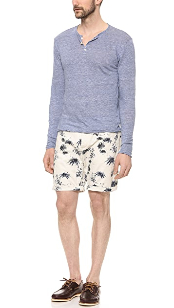 Scotch & Soda Hawaiian Shorts