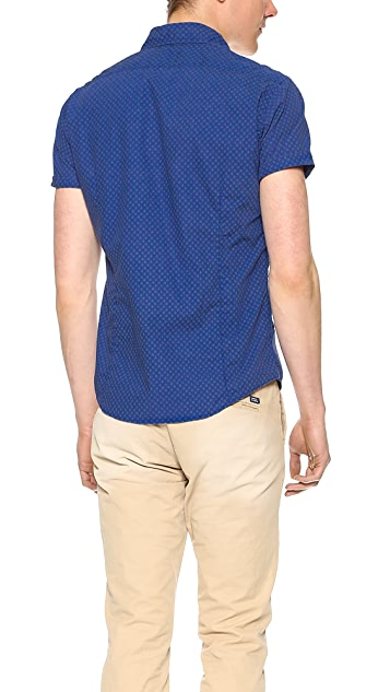 Scotch & Soda Lightweight Woven Shirt