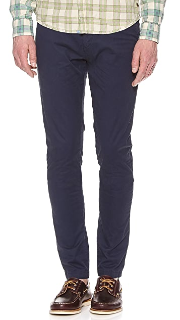Scotch & Soda Super Slim Fit Chinos