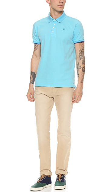 Scotch & Soda Pique Polo