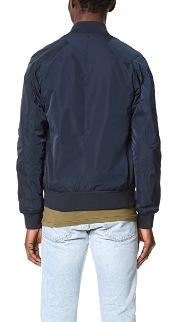 Scotch & Soda Reversible Nylon Bomber