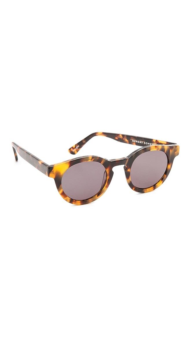 47d7b4a96e8 Sunday Somewhere Soelae Sunglasses