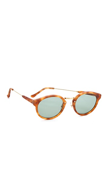 Super Sunglasses Matte Panama Sunglasses
