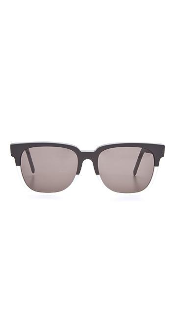 Super Sunglasses Matte People Sunglasses