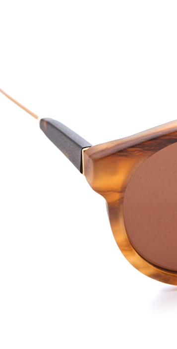 Super Sunglasses Panama Quasimodo Sunglasses
