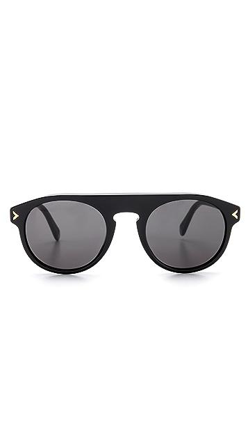 Super Sunglasses Racer Deco Sunglasses