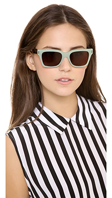 Super Sunglasses America Francis Elsa Sunglasses