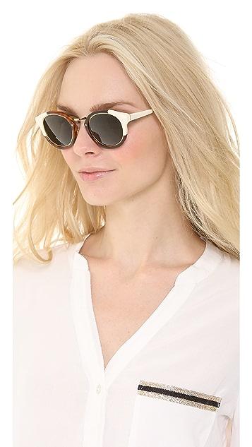 Super Sunglasses Panama Edgar Sunglasses