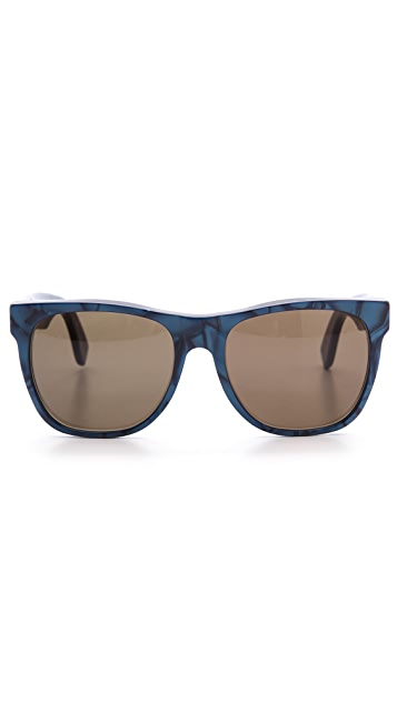 Super Sunglasses Malocchio Supreme Sunglasses