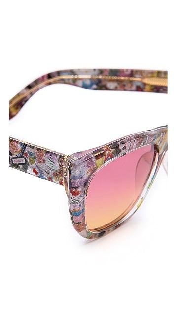 Super Sunglasses Hello Kitty Sunglasses