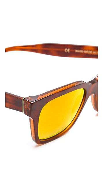 Super Sunglasses Mirrored Cove America Sunglasses