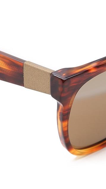 Super Sunglasses Classic Horizon II Sunglasses
