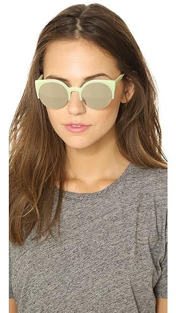 Super Sunglasses Lucia Ciao Sunglasses