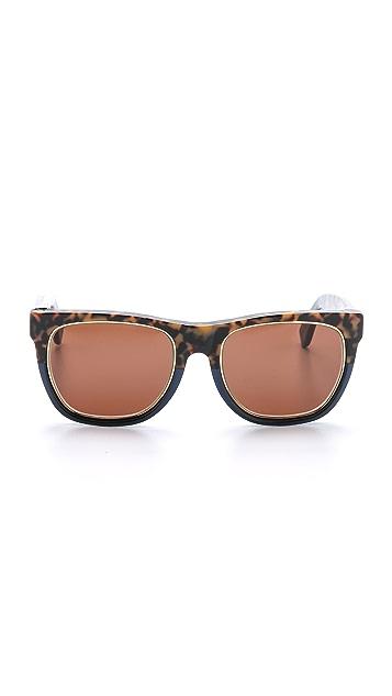 Super Sunglasses Classic Costiera Sunglasses