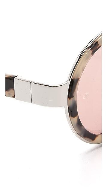 Super Sunglasses Santa Gel Sunglasses