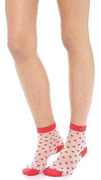 STANCE Swiss Miss Ankle Socks