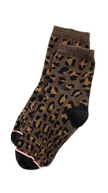 STANCE Street Cat Anklet Socks