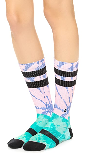 STANCE Twister Block Athletic Socks