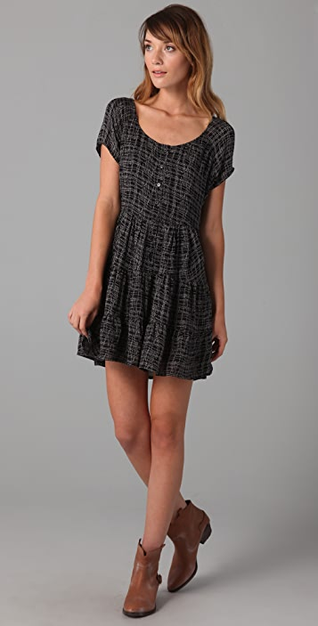 state & lake Nice Dress