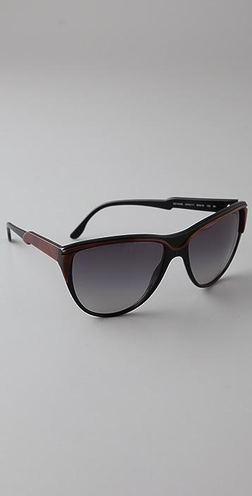 Stella McCartney Drop Cat Eye Sunglasses