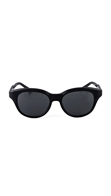 Stella McCartney Rounded Sunglasses