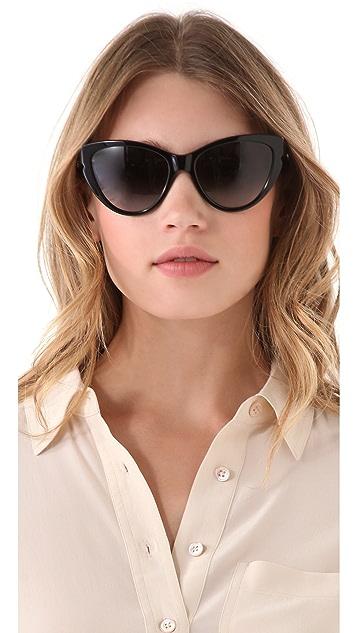 Cat Oversized Eye Eye Sunglasses Cat Oversized w0nkO8P