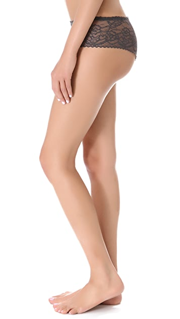 Stella McCartney Yasmin Calling Boy Leg Thong