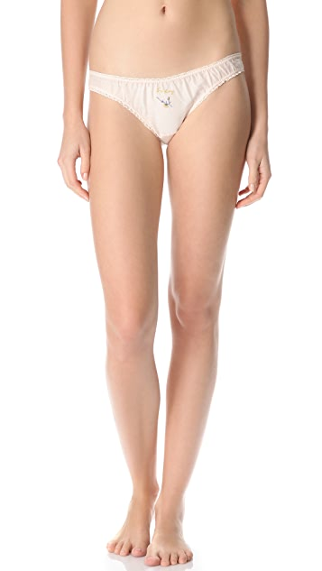 Stella McCartney Knickers of the Week Set