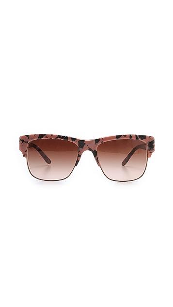 Stella McCartney Oversized Square Sunglasses