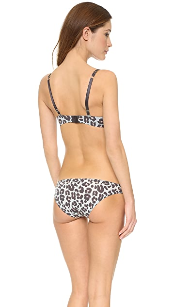 Stella McCartney Stealla Smooth Print Contour Balconnet Bra