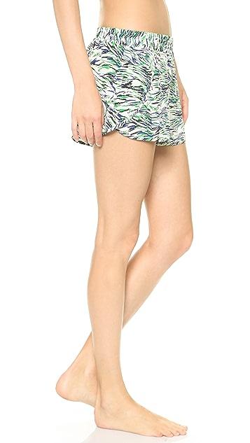 Stella McCartney Solange Leaning Shorts