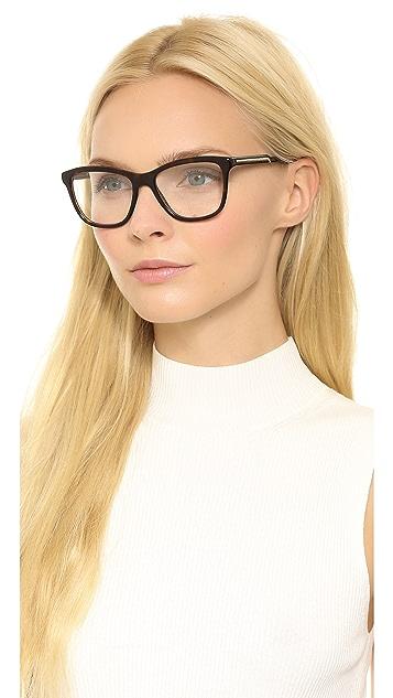 Stella McCartney Square Glasses