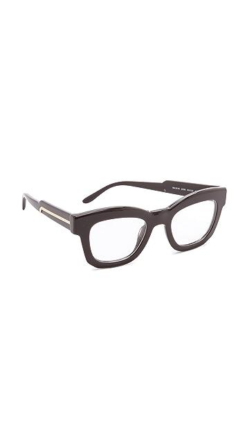 be5ffd602b186 Stella McCartney Thick Frame Glasses