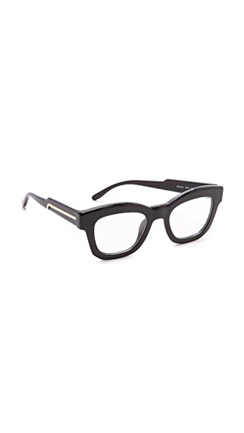 Stella McCartney Thick Frame Glasses