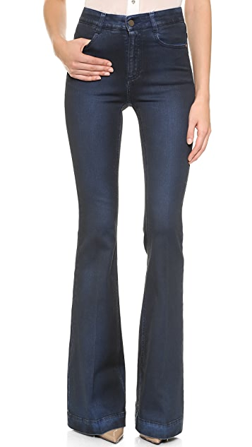 Stella McCartney The '70s Flare Jeans ...