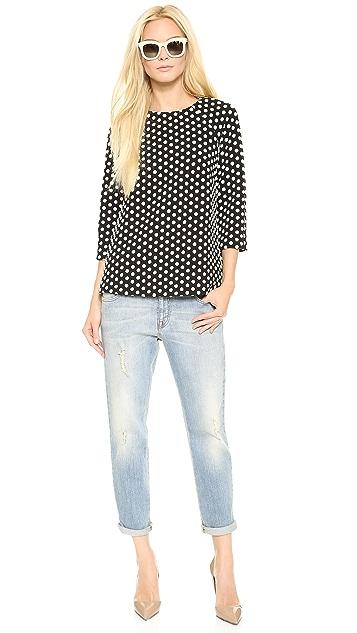 Stella McCartney The Tomboy Jeans