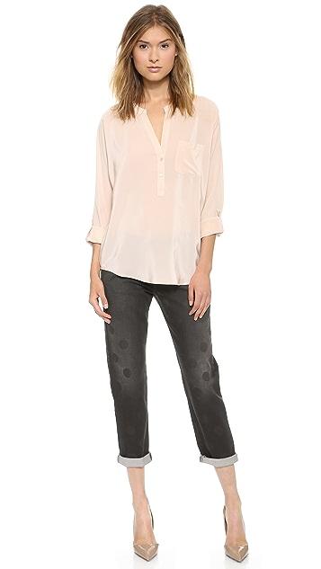 Stella McCartney Dotten Tomboy Jeans