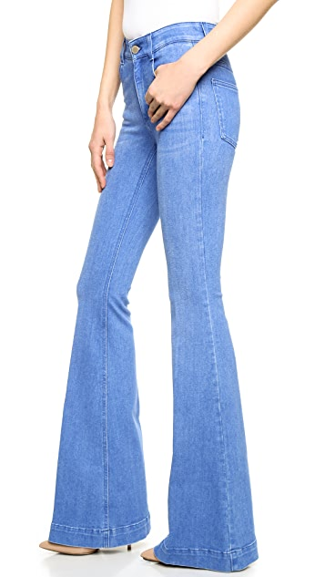 Stella McCartney The '70s Flare Long Jeans