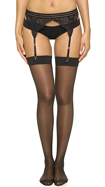 Stella McCartney Isabel Floating  Garter Belt
